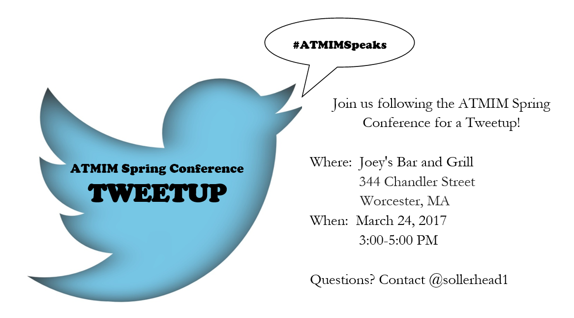 ATMIM Spring Conference Tweet-up Announcement